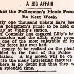 Police / May 1892
